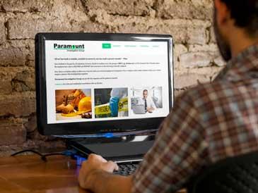 Paramount Investigations | Peak Ed Designs Portfolio
