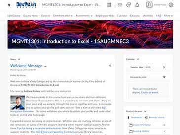 MGMT1301 Course Dev   Peak Ed Designs Portfolio