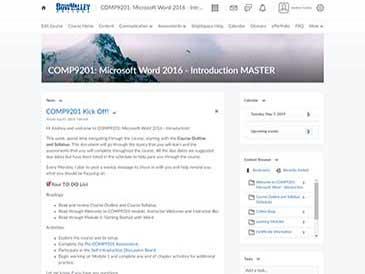 Microsoft Office 2016 Courses   Peak Ed Design Portfolio