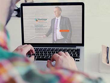 Vantage Solutions | Peak Ed Design Portfolio